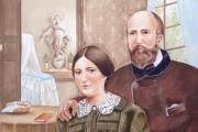 La famille chemin de miséricorde et de sainteté à l'école de Louis et Zélie Martin